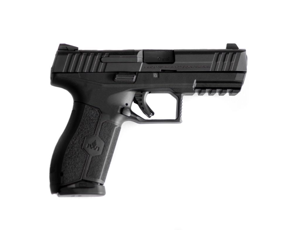 IWI Handgun Masada Optic Ready 9mm in Black