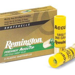 Remington Remington AccuTip 20g, 2 3/4 260gr Sabot Slug – Pack Of 5 Shells