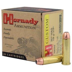 Hornady Hornady 357Mag 158gr XTP 25 per Box