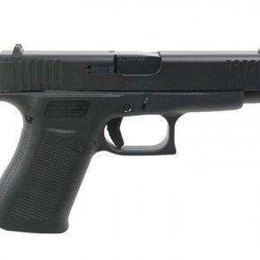 "Glock Glock 48 9mm, 4.17"", Black/Black"