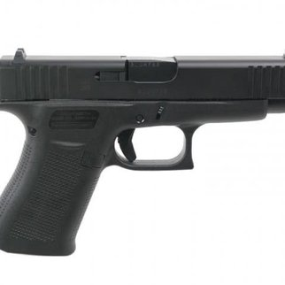 "Glock Glock 48 9mm, 4.17"", Fixed Sights Black/Black"