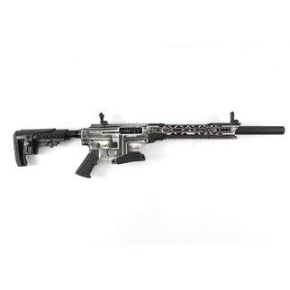 """Derya Derya Arms MK12, Distressed Grey, 12GA, 3"""", 20"""" Barrel"""