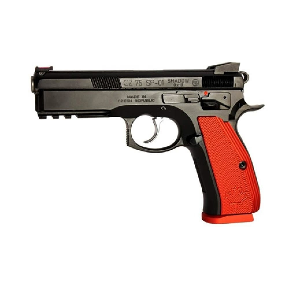 CZ CZ 75 SP-01 Shadow 9mm Canadian Edition, Semi-Auto, 10 Round, Black