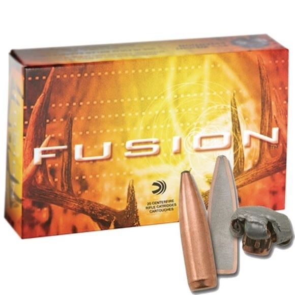 Federal Ammunition Federal Fusion 150gr 30-06, 20 per box