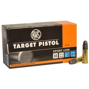 RWS RWS Target Pistol .22LR