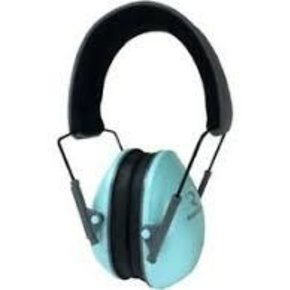 Radians SALE! Radians LS0820CS Lowset Women's Earmuff, NRR 21dB Rating