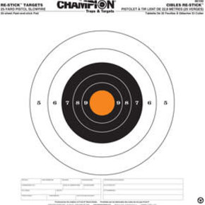 Champion Champion Re-Stick Target 50 Yard Small Bore