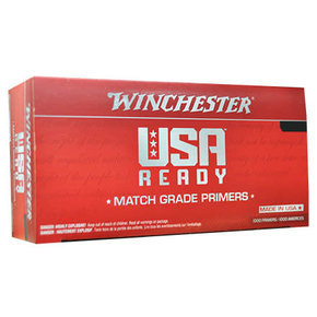 Winchester Winchester Match Grade Primers Large Rifle