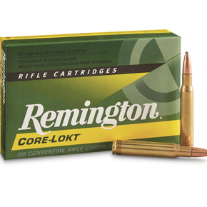 Remington Remington 308 150gr Core-Lokt PSP 20 per box