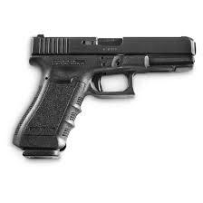"Glock 37 Gen 3, Semi-Automatic, .45 GAP, 4.5"" Barrel, 10+1 Rounds"