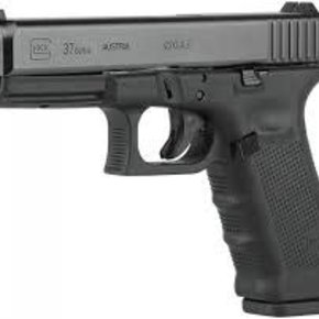 "Glock 37 Gen 4, Semi-Automatic, .45 GAP, 4.5"" Barrel, 10+1 Rounds"