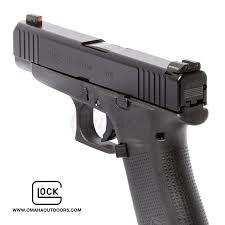 Glock Glock 48 Black Ameriglo Bold Sight 9mm