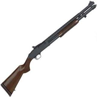 """Mossberg SALE! Mossberg 590A1 Retrograde Shotgun - 12 Gauge 20"""" Barrel 9-Shot"""