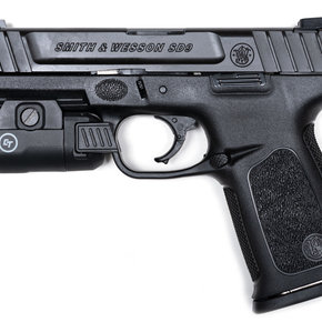 Smith & Wesson Smith & Wesson SD9 VE w/Light, 9mm, 4.25""