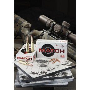 Hornady HORNADY MATCH 6.5 CREEDMOOR 147 GRAIN ELD MATCH