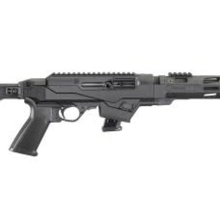 Ruger Ruger PC Carbine 6-Position Stock, Handguard Non-Restricted, 9mm 18.6""