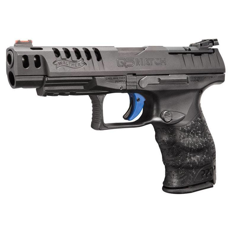"""Walther Walther PPQ Q5 Match 9mm, 5"""""""