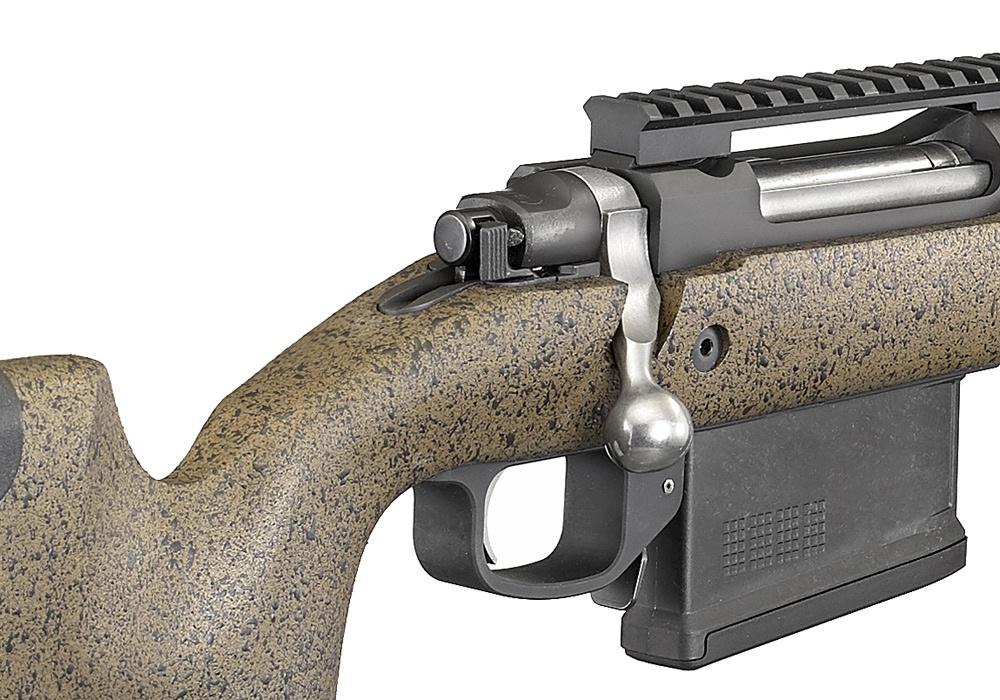 Ruger Hawkeye Long Range Target Bolt Action Rifle, 308 Win