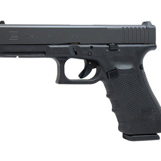 Glock Glock 17 gen 4 MOS Fixed Sight 9mm