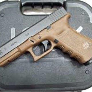 Glock 17 Gen 4 FDE Dark Earth