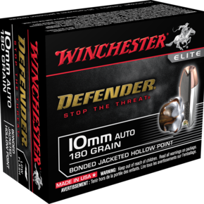Winchester Winchester 10mm Auto Defender Elite PDX1