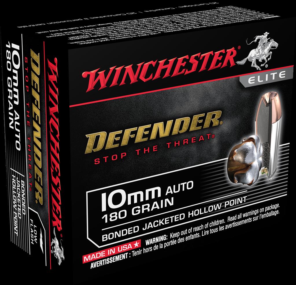 Winchester Winchester 10mm Auto Defender Elite PDX1