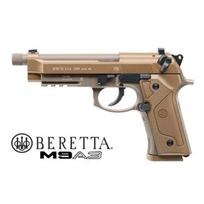"Beretta Beretta M9A3 9mm 5"" FDE ammo can case"