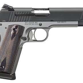 Sig 1911 Traditional Reverse Two-Tone Pistol, .45ACP