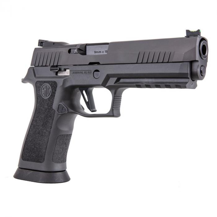 """Sig Sauer Sig Sauer P320 X5 X-Five Legion Series 9mm 5"""" BLK"""