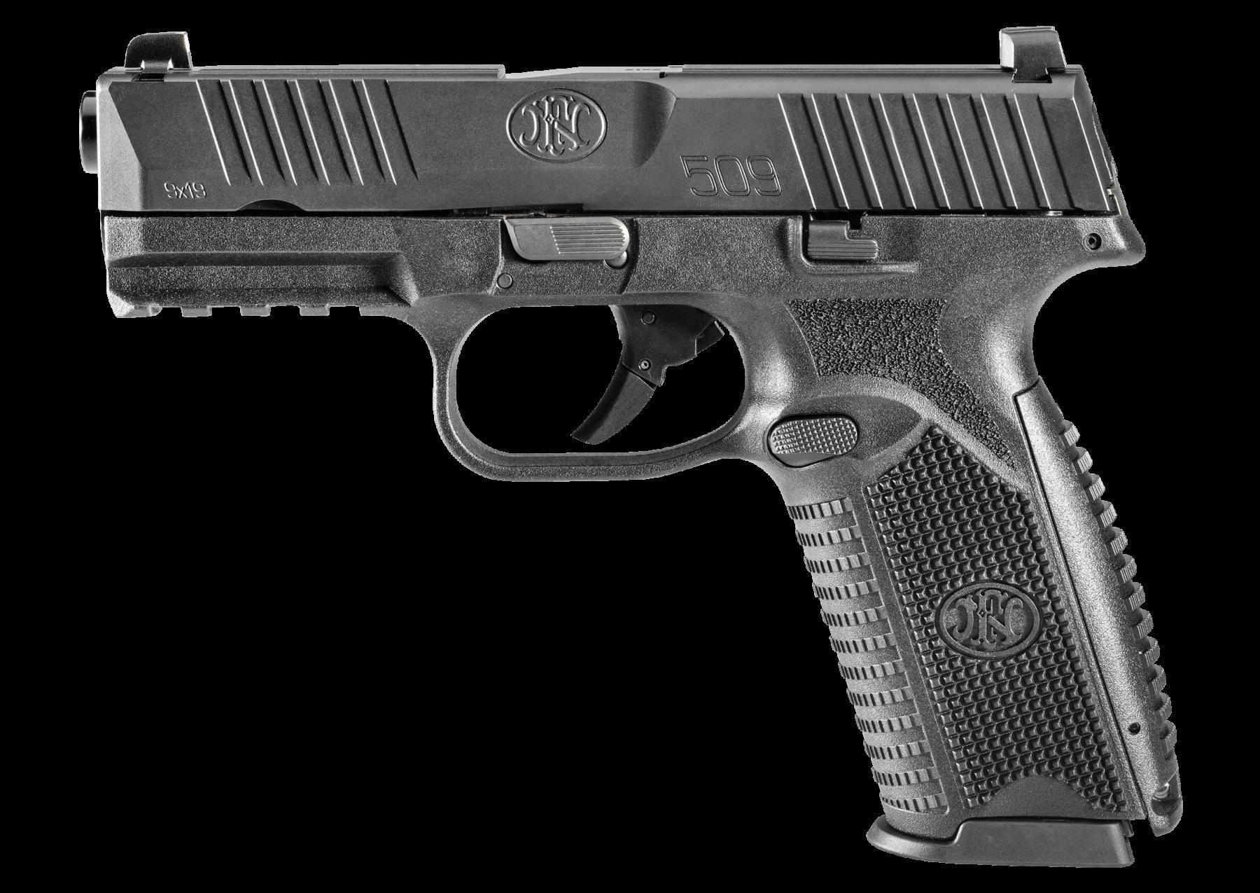 FN FNH FN 509 9mm Black