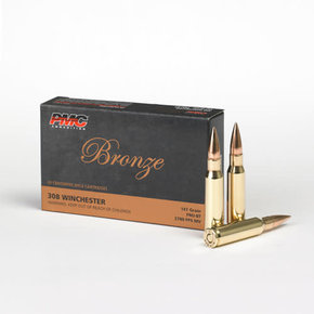 PMC PMC 308 Win 147GR FMJ BT 20 per Box