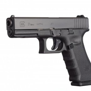 "Glock Glock 31 Gen 4 Semi-Auto Pistol 357 Sig 4.4"" BBL Fixed Sights"