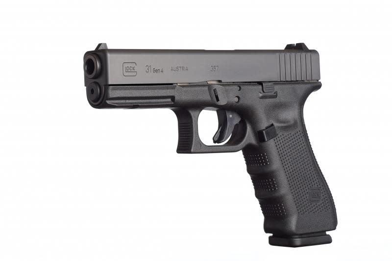 """Glock Glock 31 Gen 4 Semi-Auto Pistol 357 Sig 4.4"""" BBL Fixed Sights"""