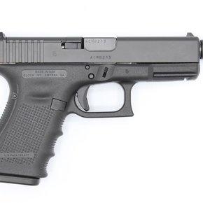 "Glock Glock 19 Gen 4 MOS Semi-Auto Pistol 4.5"" Threaded Barrel"