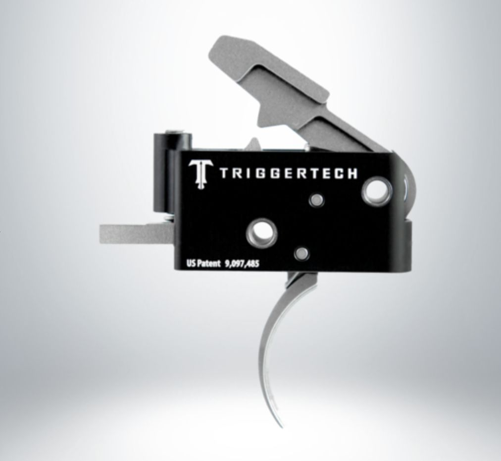 Trigger Tech Trigger Tech Combat Curved AR15 Primary Trigger