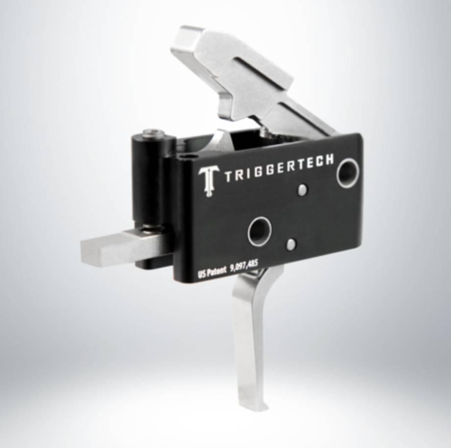 Trigger Tech Trigger Tech Combat Flat AR15 Primary Trigger