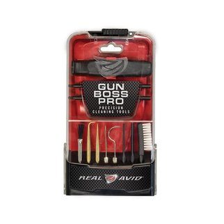 Real Avid Real Avid Gun Boss Pro Precision Cleaning Tools