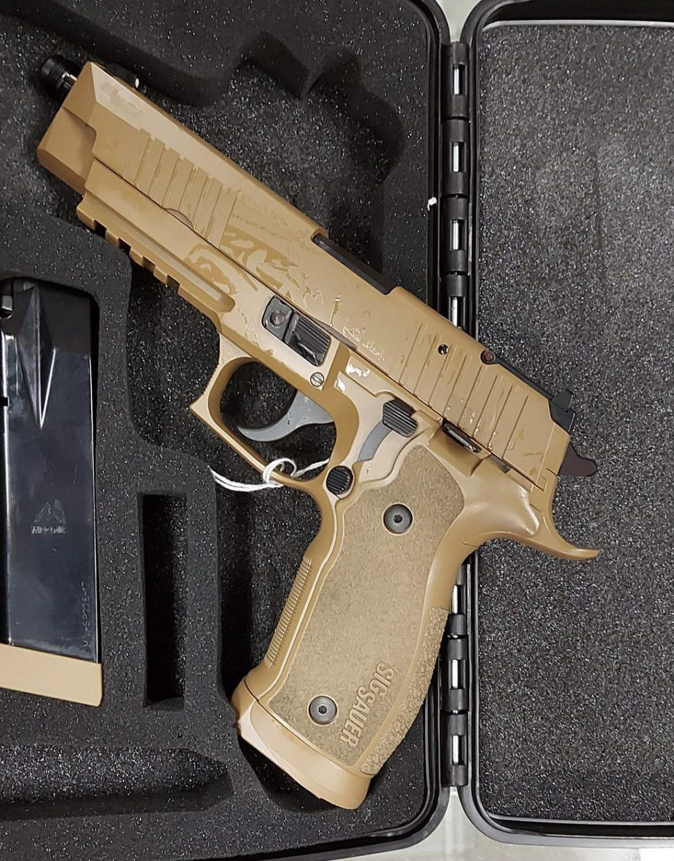 - Previously Enjoyed - Sig Sauer P226 X-Five Tactical