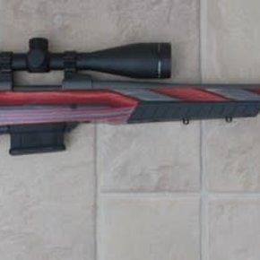 "Howa SALE - Howa M1500 Laminate 6.5 Creedmore 22"" threaded brl w/ Truglo 4-12x44 scope (apple jack)"