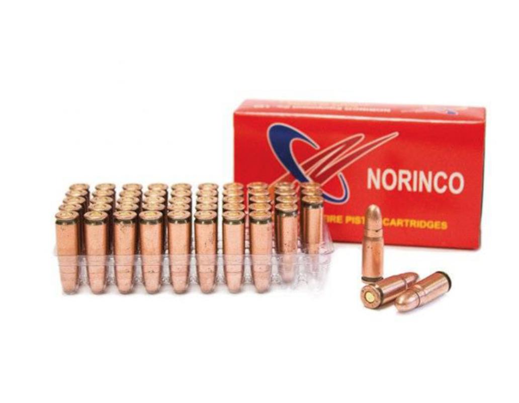 Norinco Norinco 7.62x25 FMJ 85gr FMJ