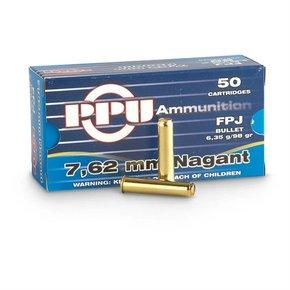 PPU PPU 7.62mm Nagant 98gr Box of 20