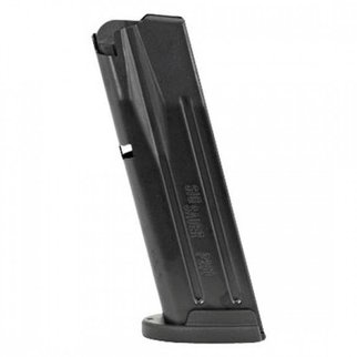 Sig Sauer Sig Sauer P320, P250 Spare Magazine, 9mm Luger, 10 Round, Steel Blued