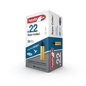 Agulia 22LR Super Colibri 20gr Box of 50