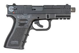 ISSC SD OMNI .22 Semi Auto Pistol