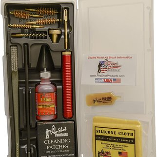 Pro Shot - Pistol Cleaning Kit 9mm/.38cal - .357