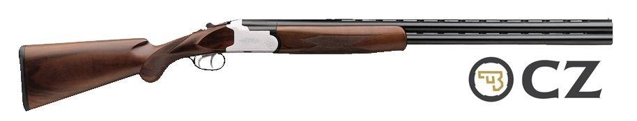 "CZ CZ Mallard 12ga 30"" barrel O/U"