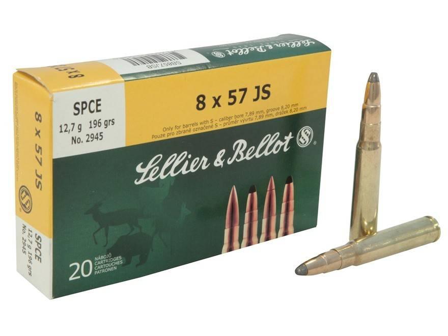 Sellier & Bellot Sellier & Belliot 8x57 SPCE