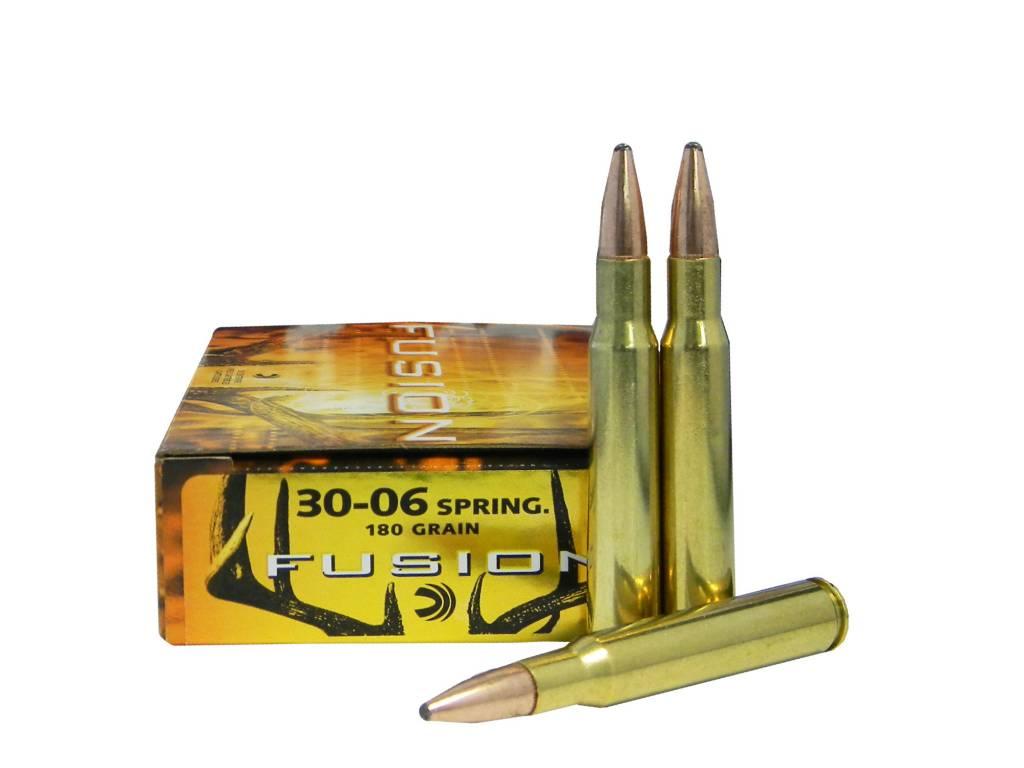 Federal Ammunition Federal Fusion 30-06, 180 Gr. Box of 20