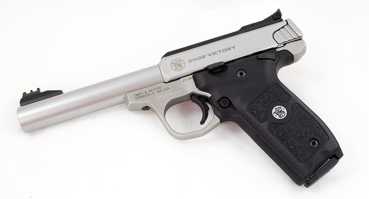 Smith & Wesson Smith & Wesson SW22 Victory Target 22LR