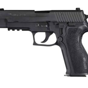 Sig Sauer Sig Sauer P226 Pistol 9mm 4.4in 10rd SIGLITE Night Sights 226R-9-BSS